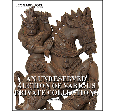 The Unreserved Auction of Various Private Collections: An Online Timed Sale,