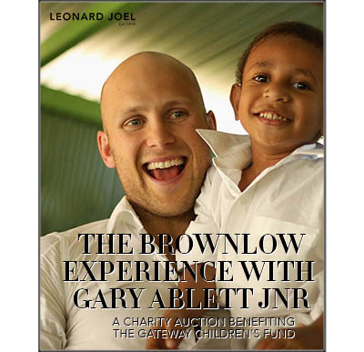 Brownlow Experience with Gary Ablett Jnr: Charity Auction,