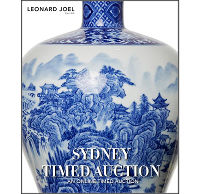 The Sydney Online Decorator's & Collector's Sale - Unreserved,