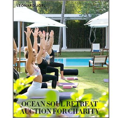 Stay at Ocean Soul Retreat: Auction for Charity,