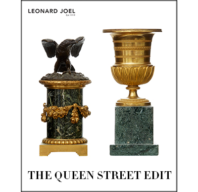 The Queen Street Edit: An Unreserved Online Auction,