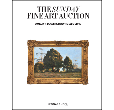 Sunday Fine Art Sale December,