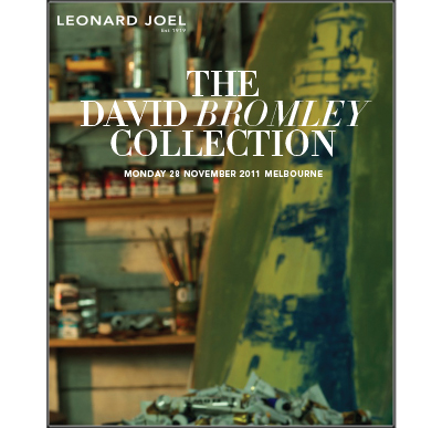 The Bromley Collection, Part II, South Yarra,