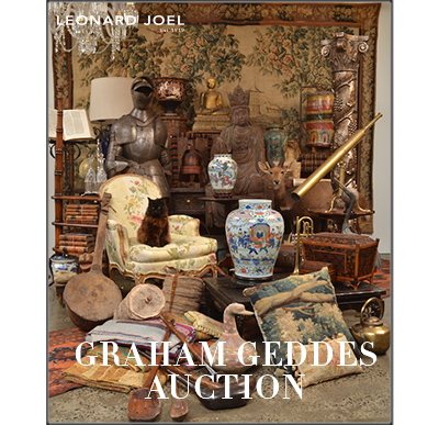 Graham Geddes Warehouse Auction Part II,