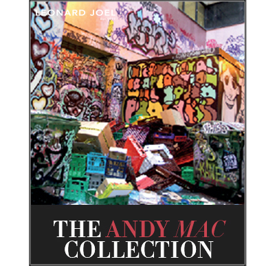 The Andy Mac Collection: Street and Fine Art,