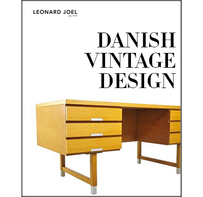 Danish Vintage Design Auction,