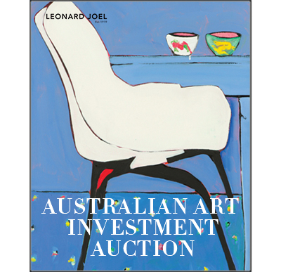 The Australian Art Investment Trust Auction,