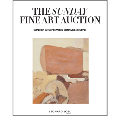 Sunday Fine Art Sale September,