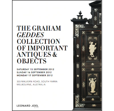 The Graham Geddes Collection Session 1,