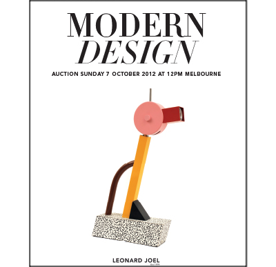 The Modern Design Auction,