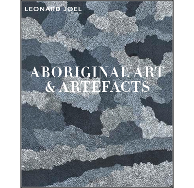 Aboriginal Art and Artefact Auction,