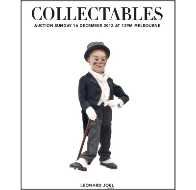 Christmas Collectables Auction,