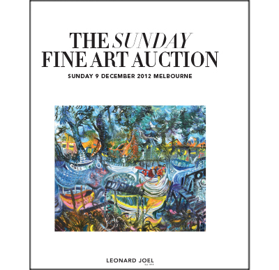 December Sunday Fine Art Auction,