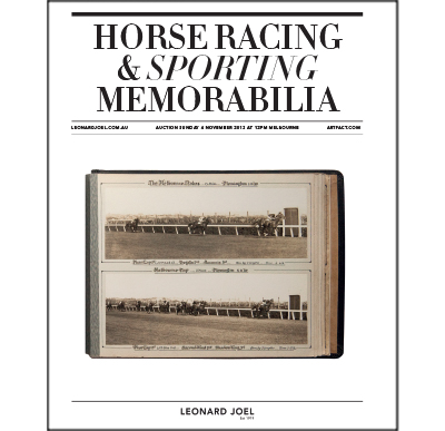 Horse Racing and Other Sporting Memorabilia,