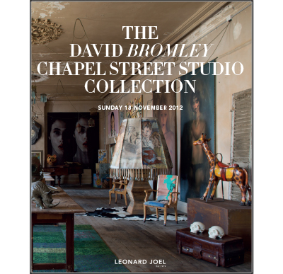 The David Bromley Chapel St Studio Collection,