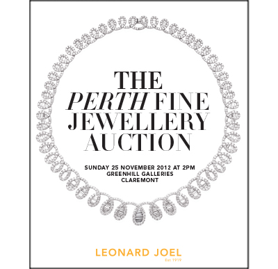 Perth Fine Jewellery Auction,