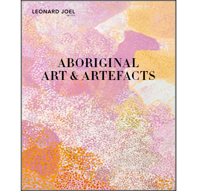 Aboriginal Art & Artefacts,