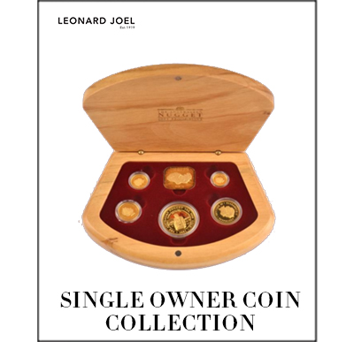 Single Owner Coin Collection,