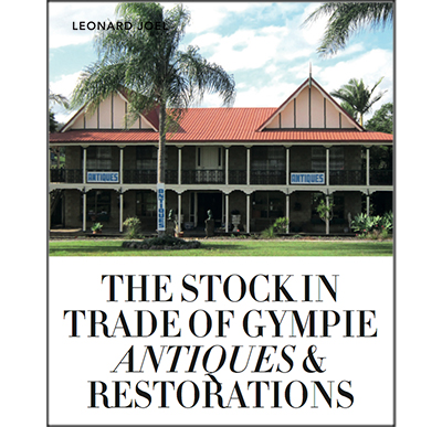 The Stock in Trade of Gympie Antiques,