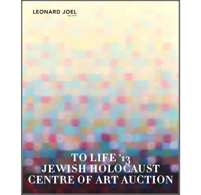 To Life '13 Jewish Holocaust Centre Art Auction,