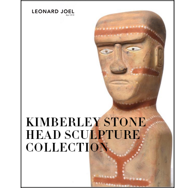 Kimberley Stone Head Sculpture Collection,
