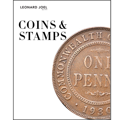 Coins & Stamps Auction,
