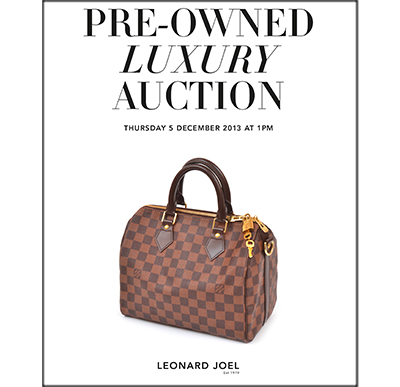 The Pre-Owned Luxury Auction,