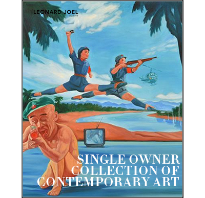 A Single Owner Collection of Contemporary Art,