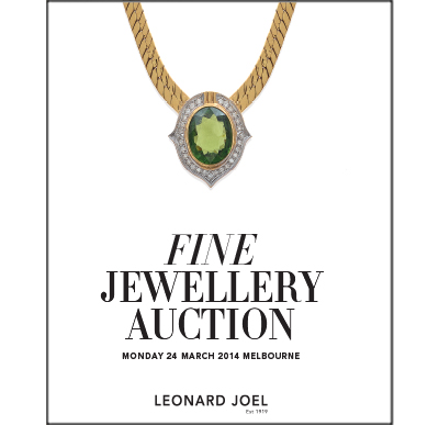 The Fine Jewellery Auction  Part I,