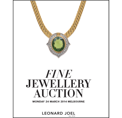 The Fine Jewellery Auction Part II,