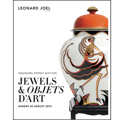 Jewels & Objets D'Art,