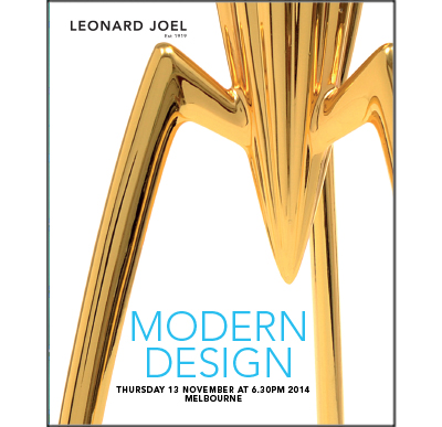 Modern Design & A Rare Emilo Pucci Collection,