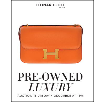 The Pre Own Luxury Auction,