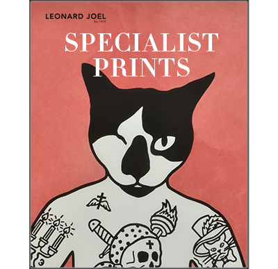 The Specalist Print Auction,