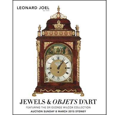 Jewels & Objets D'Art Inc Wilcox Collection,