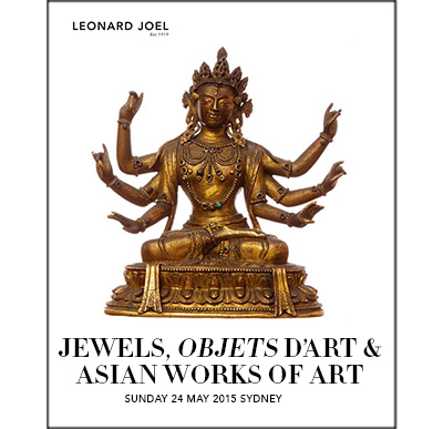 Jewels, Objets D'Art & Asian Works of Art,