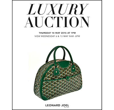 Pre Owned Luxury Auction,