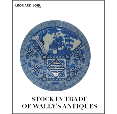 Stock in Trade of Wally Johnson's Antiques,