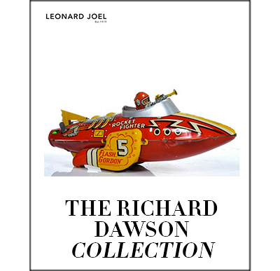 The Richard Dawson Toy & Train Collection,