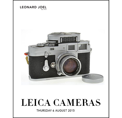 Leica Cameras and Related Accessories,