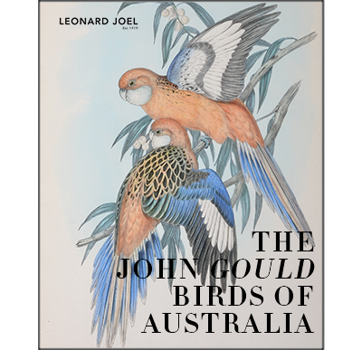 The John Gould Birds of Australia Auction,