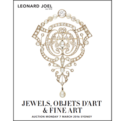 Jewels, Objets D'Art & Fine Art,