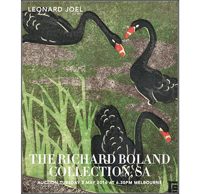 The Richard Boland Collection, SA,