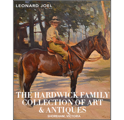 The Hardwick Family Collection of Art & Antiques,