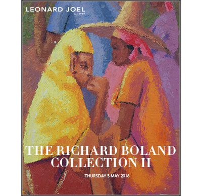 The Richard Boland Collection, Part II,