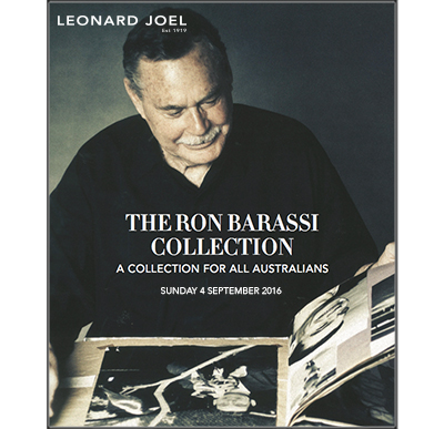 The Ron Barassi Collection,