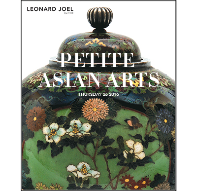 Petite Asian Art & Decorative Arts,