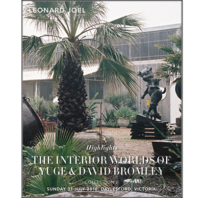 The Interior Worlds of Yuge & David Bromley II,
