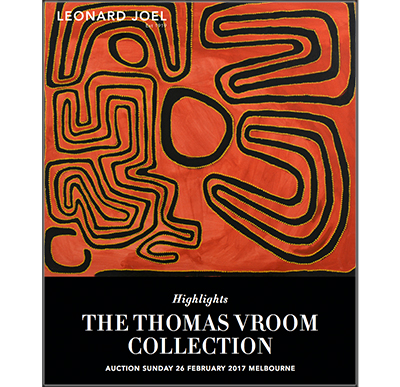 The Thomas Vroom Collection,