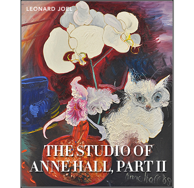 The Studio of Anne Hall, Part II,